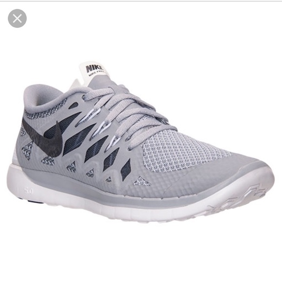 Nike Free 5.0 Running Shoes Sz 7.5-8